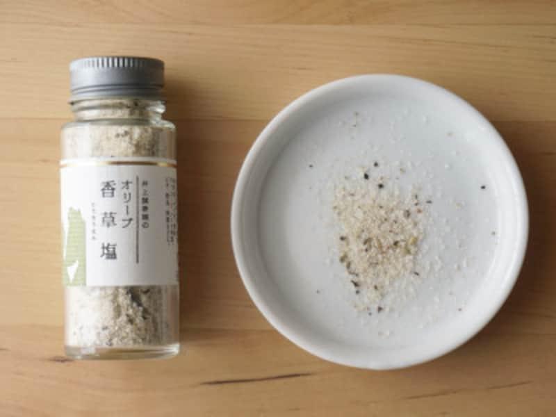 井上誠耕園「オリーブ香草塩」