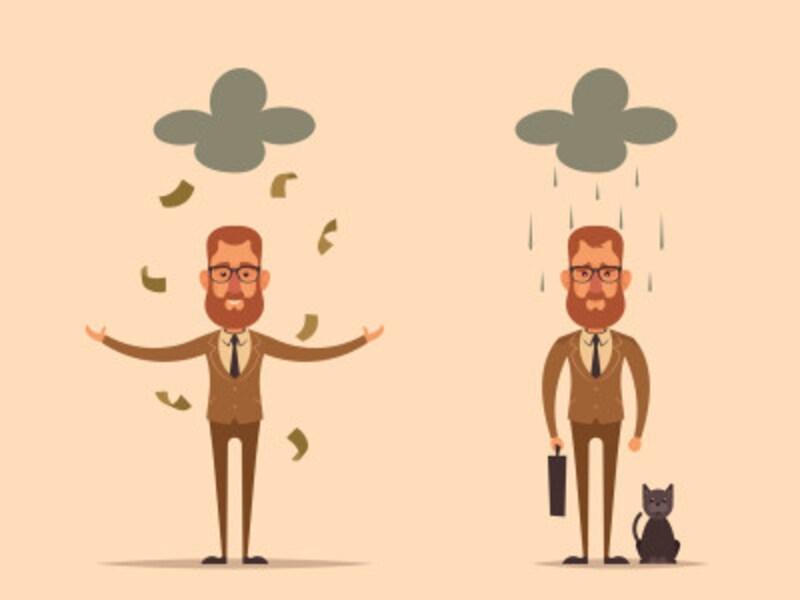 成功者はなぜ、成功しているように見える?