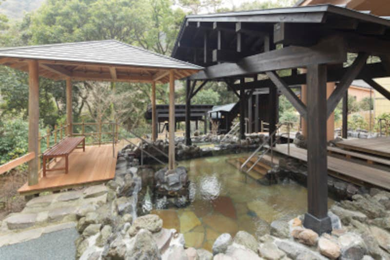 箱根ひとり旅の観光スポット:温泉