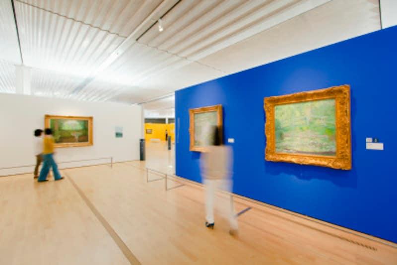 箱根ひとり旅の観光スポット:展示室