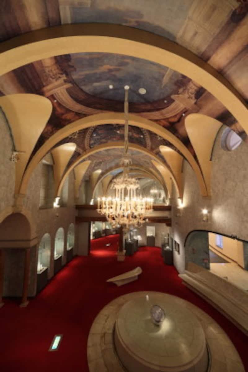 箱根ひとり旅の観光スポット:ヴェネチアングラス美術館