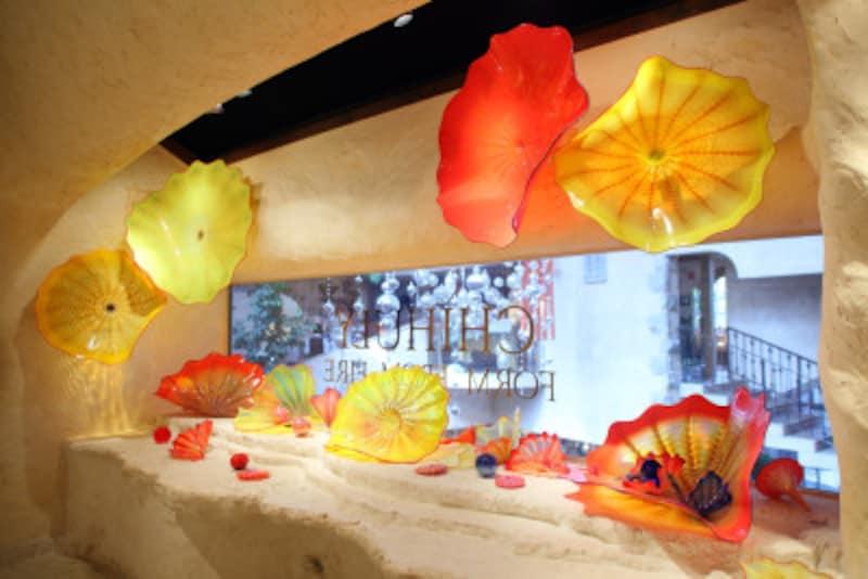 箱根ひとり旅の観光スポット:現代ガラス美術館