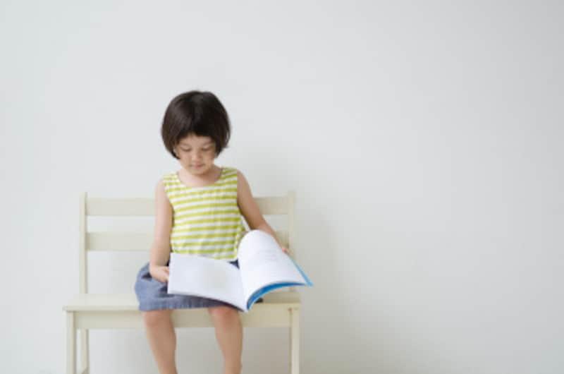 読書嫌いな子どもにする親のNG言動「ひらがなが読めるから」と自分で本を読ませる