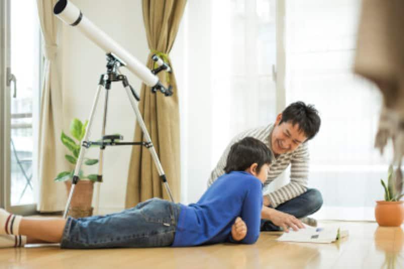 読書嫌いな子どもにする親のNG言動語彙力が伸びない親子の会話をしている