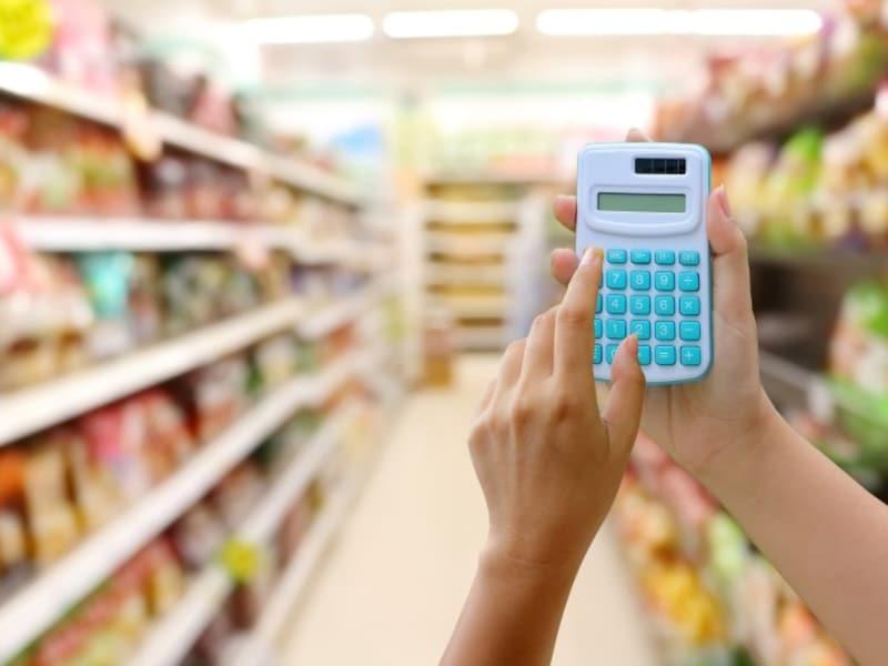 どの商品が消費税8%で、どれが10%?