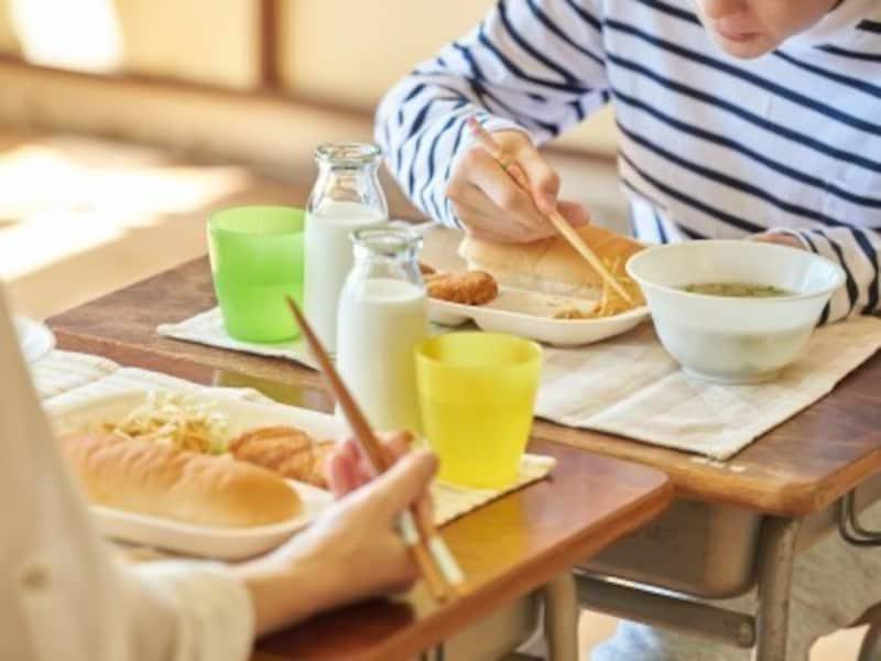 小1プロブレム対策・給食での不安を減らす