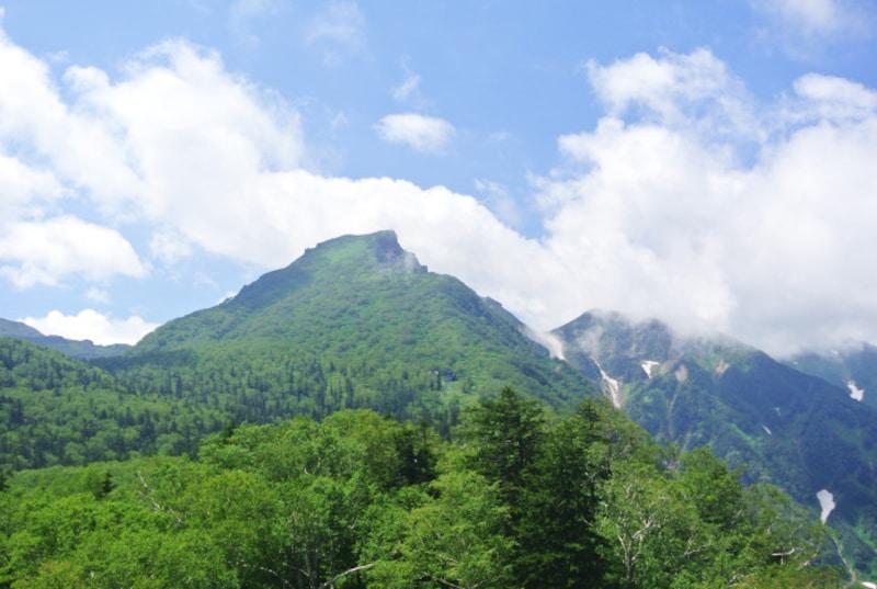 北海道の絶景パワースポット夏・黒岳