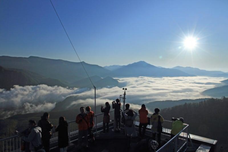 北海道の絶景パワースポット夏・黒岳の雲海