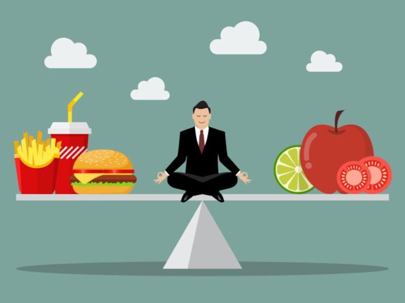 お金持ち体質と貧乏体質、食生活はどう違う?