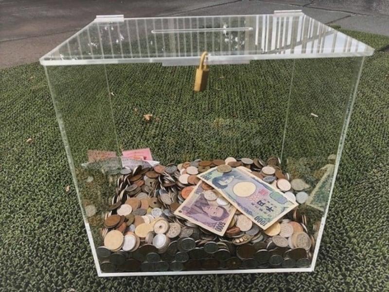 トロッコさんの貯金箱。自分だけではなく、友人の生活を見ては自分ならあそこが改善できるなどと考えて貯金を趣味として楽しんでしまう