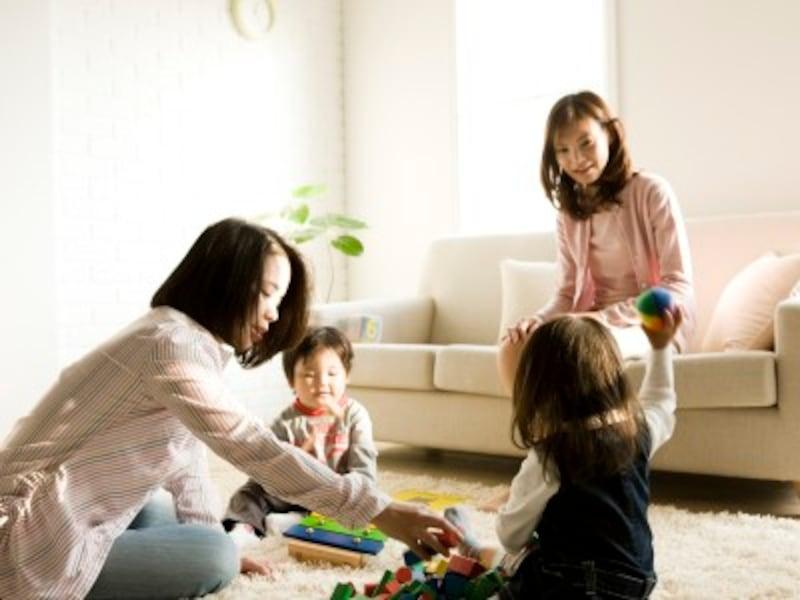 心配性の人が多いと言われる日本人、ママとなってもその傾向は健在