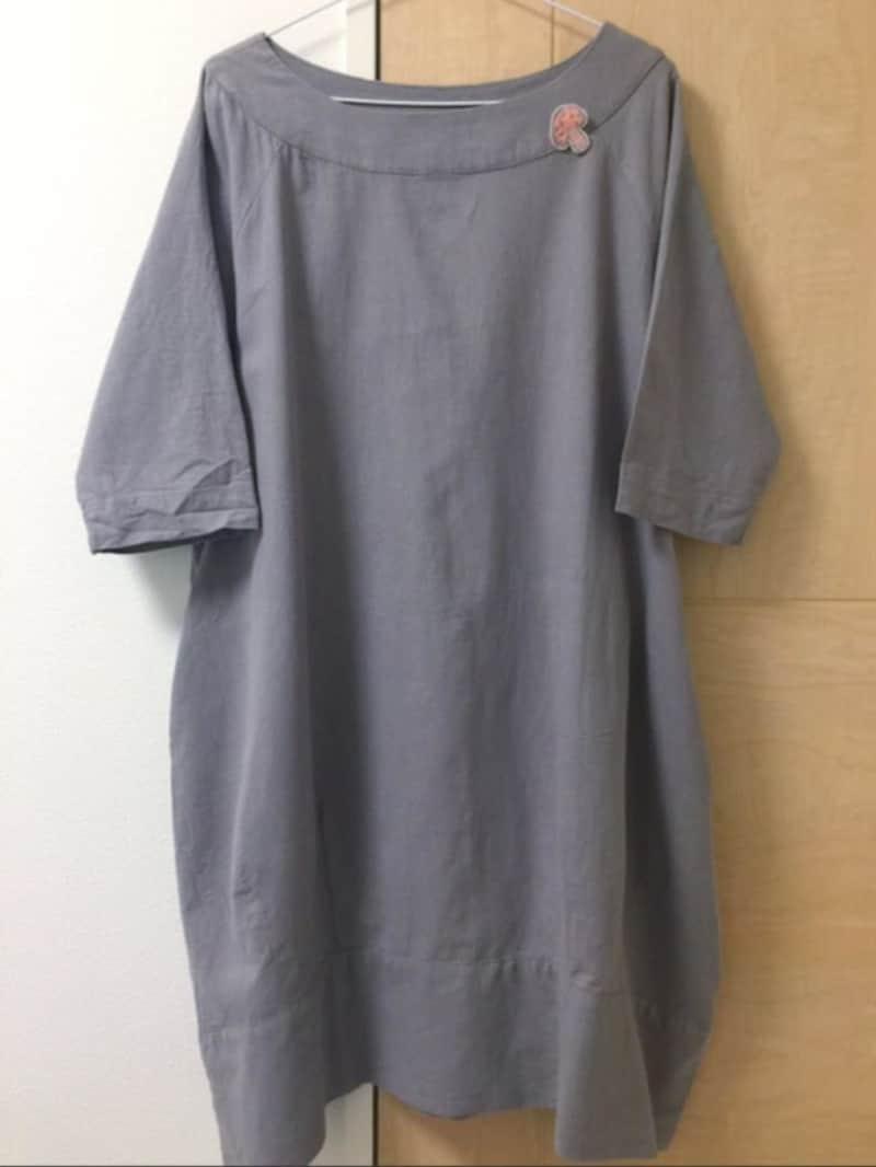クリムさんが作った服