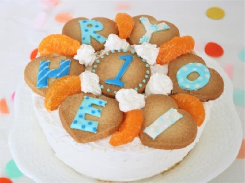 スマッシュケーキ作り方・レシピ・手作り