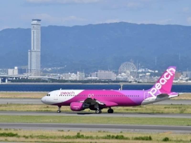 台風飛行機欠航LCC