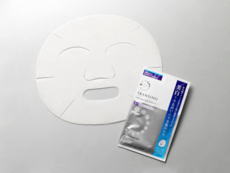 トランシーノ薬用ホワイトニングフェイシャルマスクEX(医薬部外品)