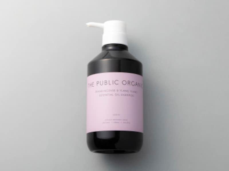 ザパブリックオーガニック精油シャンプースーパーポジティブ