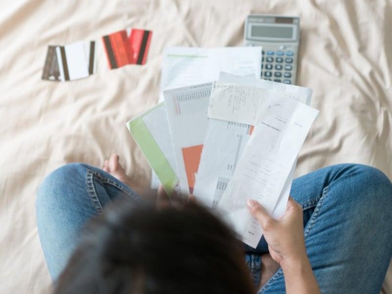 結婚後に夫の借金200万円が発覚し、細々と返済してきました