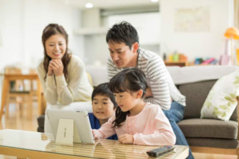 1年間で100万円貯めるには家族の協力が重要!