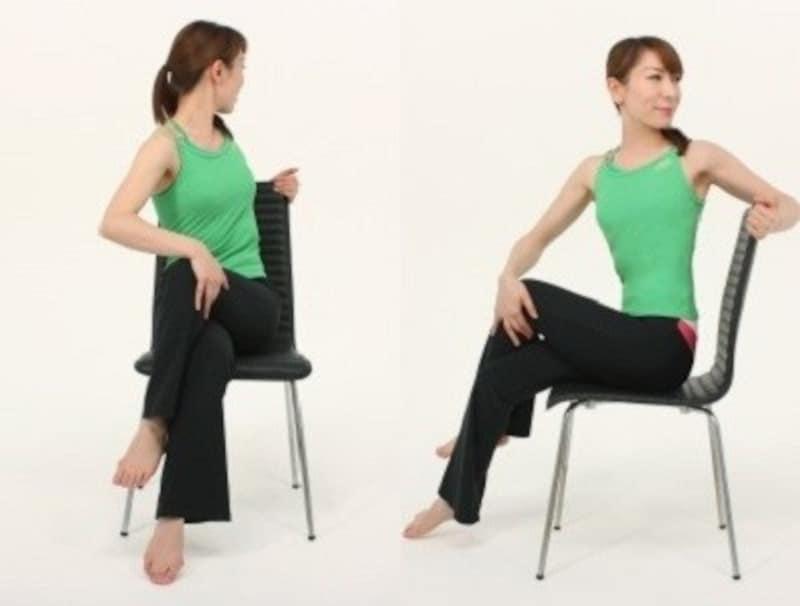 くびれの作り方は?自宅でできる簡単筋トレで女性らしい引き締めウエストのお腹に