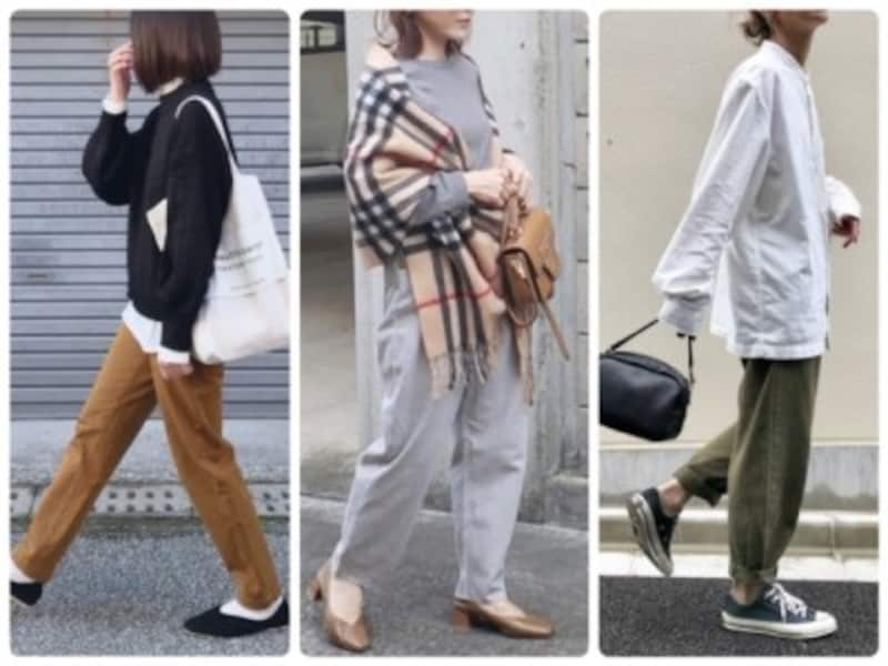 無印良品のアイテムをかっこいいイメージで大人っぽく着るコツは?