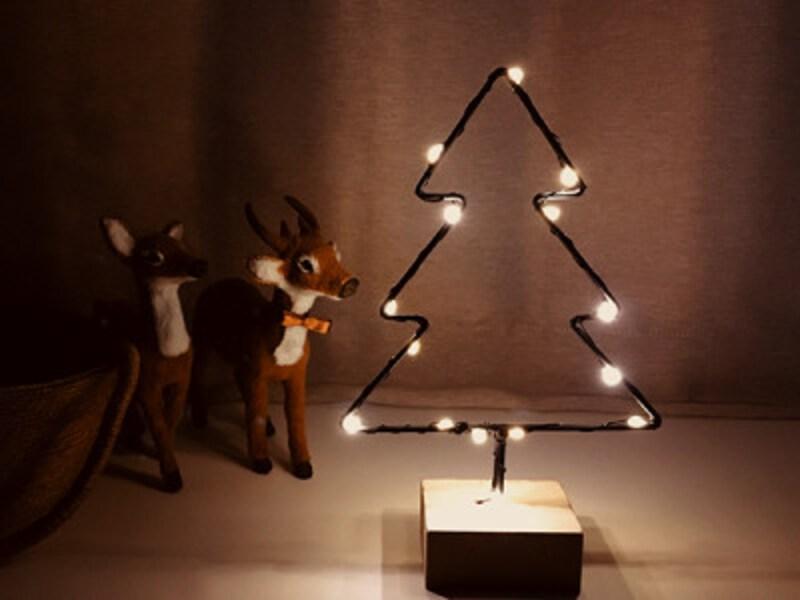 100均に見えない大人かわいいクリスマス雑貨