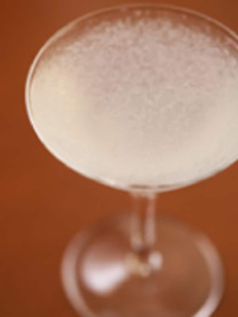 フレッシュライムジュースを使ったギムレット