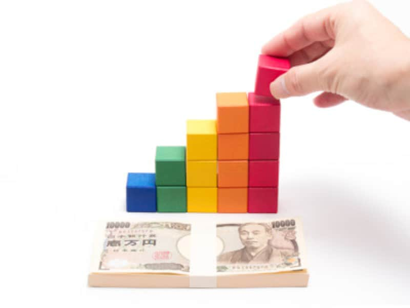 定期預金より早く、堅実にお金を増やす方法は?