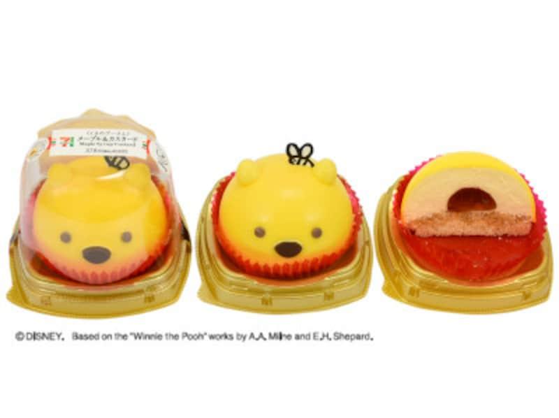 「メープル&カスタード/くまのプーさん」(378円+税)