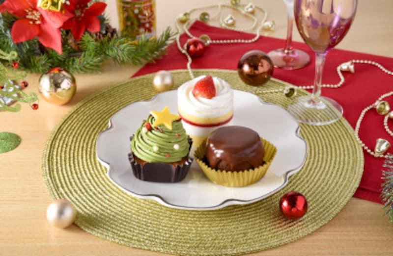 全種類食べたい、ファミリーマートのクリスマススイーツ