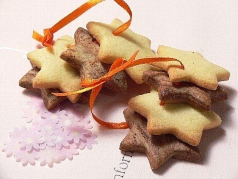 友チョコ大量生産バレンタインレシピ クッキー