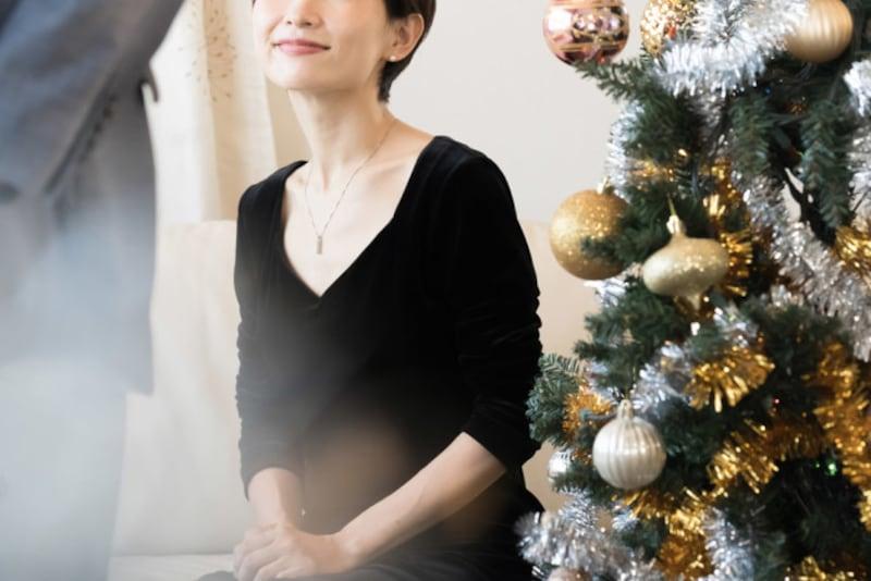 不倫カップルのクリスマス