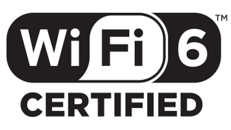 Wi-Fi6の認証ロゴ