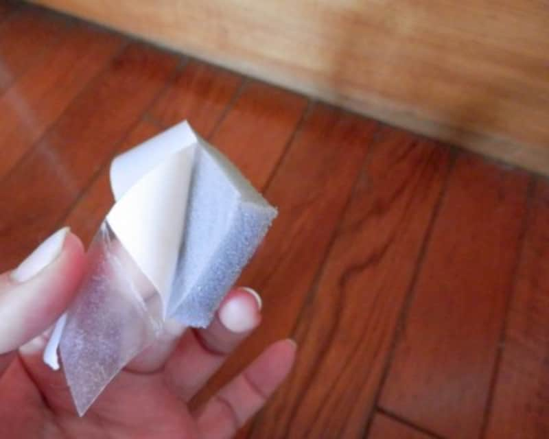 暖房費節約におすすめ隙間テープ