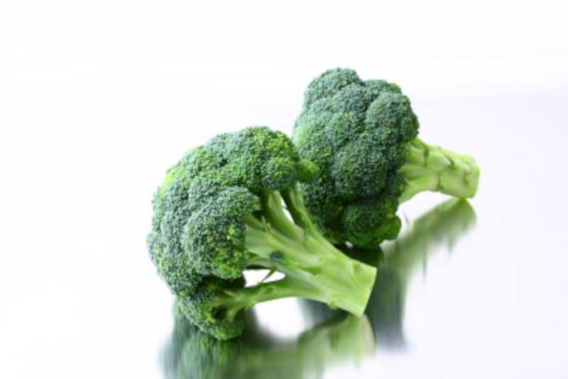 ブロッコリーの栄養素・健康効果