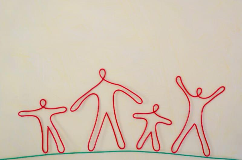 家族の危機