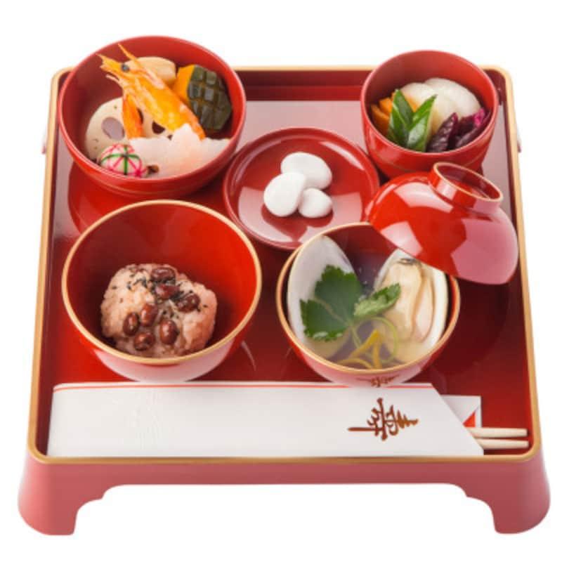 歯固めの石付き「季膳味和」お食い初めセット