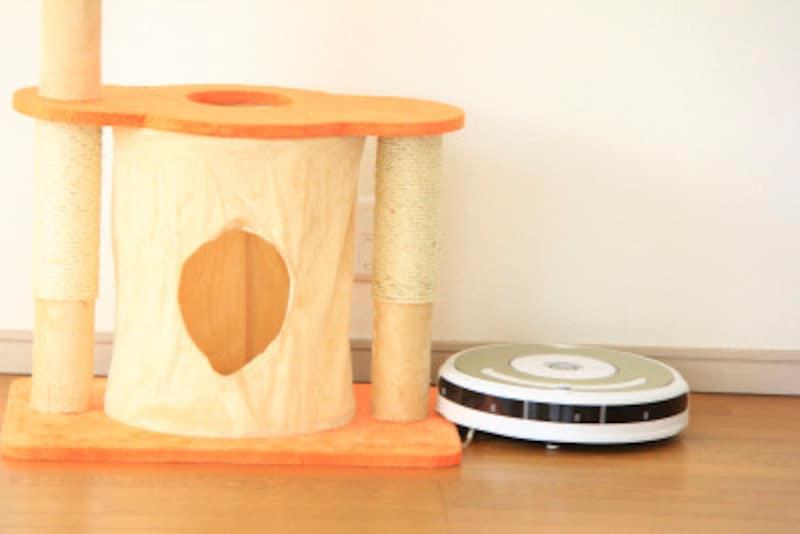 家事の時短にお掃除ロボットが活躍する