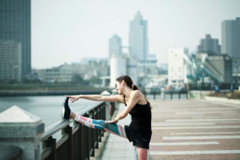 適度な運動は大切