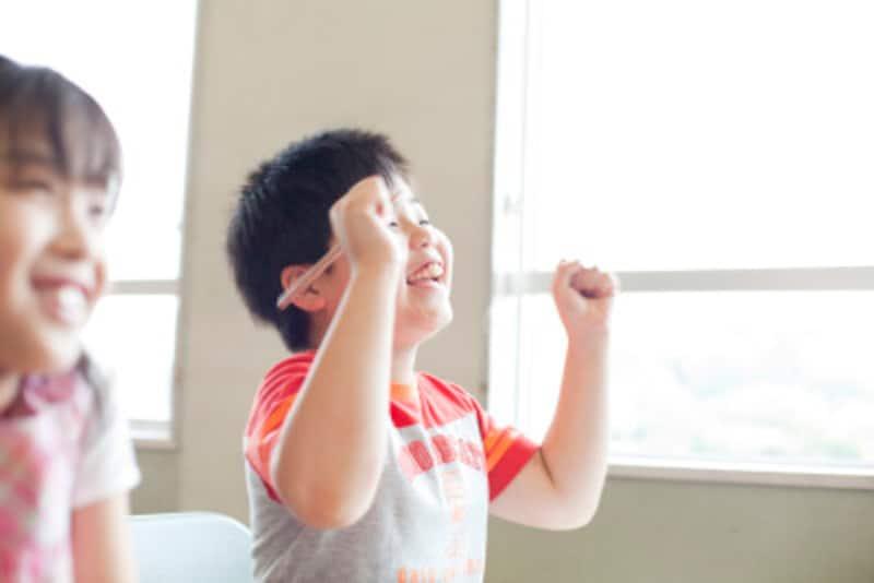 集中力がない子どもの勉強集中力を上げる方法2.問題のレベルを下げる
