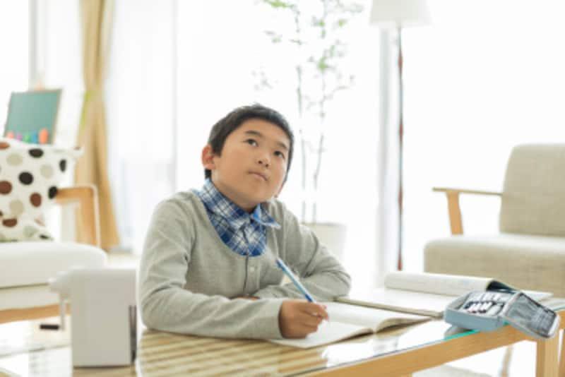 集中力がない子どもの勉強集中力を上げる方法3.勉強内容を細かく分け、小さな目標を立てる