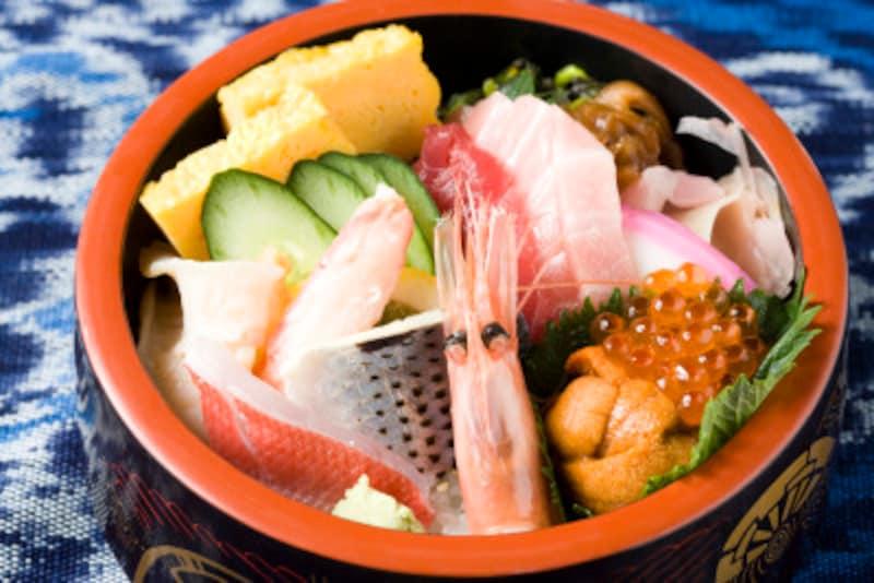 関東のちらし寿司