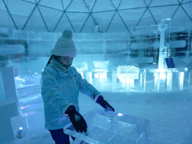 氷の楽器屋