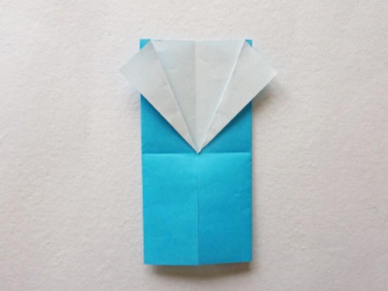 こどもの日折り紙リース 洋服