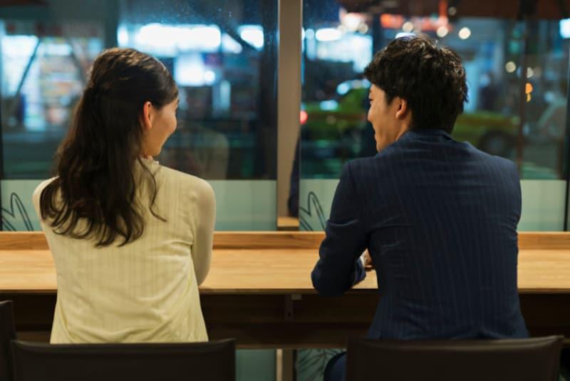 お悩み:極度の人見知りなので、初対面の男性とうまく会話できません
