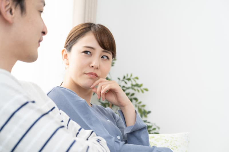 お悩み:結婚を考えている彼氏に、借金があるかもしれません