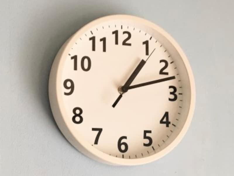 掛け時計 クレア(WH)