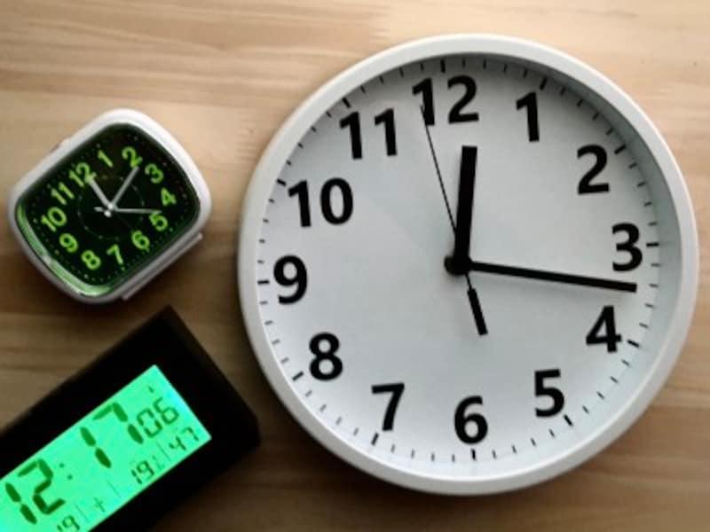 ニトリ時計