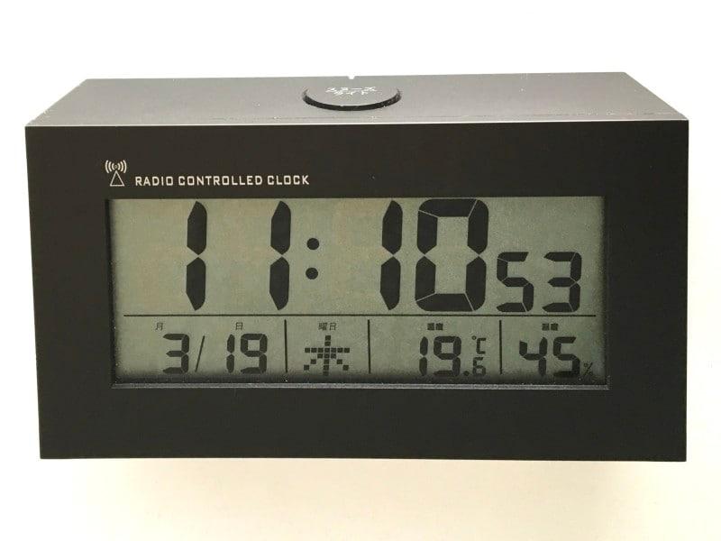 ニトリ デジタル 時計