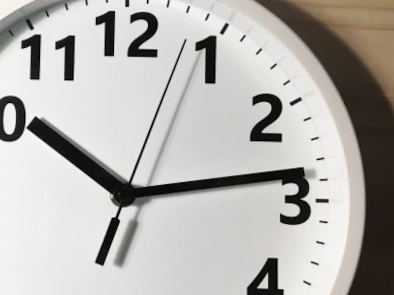クレア壁掛け時計ニトリ