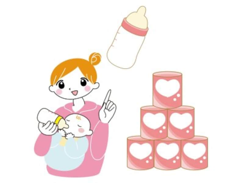 液体ミルク 災害時災害用備蓄震災